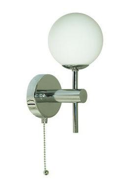 Koupelnové svítidlo SL 4337-1, nástěnné svítidlo. #svitidlo #koupelna #osvetleni #light #wall #bathroom #searchlight