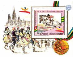 Barcelona Olympic Games – Souvenir Sheet