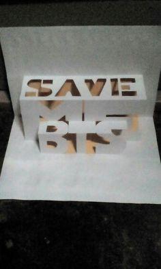 SAVE ME BTS