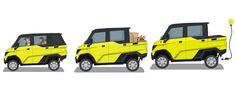 #multix- Personal utility vehicle.Eicher Polaris Pvt. Ltd. 96, Sector 32, Gurgaon - 122001. Phone: +91-124-4415600. http://www.multix.in