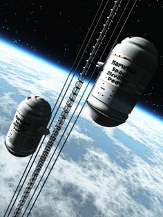 space elevator - Google Search