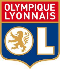 Olympique Lyonnais (Lyon / OL) | Country: France. País: Francia. | Founded/Fundado: 1950/08/03 | Badge/Crest/Logo/Escudo.