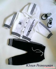 """Спортивный костюм """"Адидас"""" для мальчика. Очередной... Пятый..."""