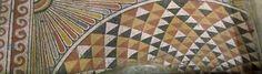 Mosaics from the St Helena church, Bethlehem, Palestine - Travel Photos by Galen R Frysinger, Sheboygan, Wisconsin