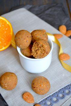 Protein balls à l'orange et cannelle