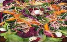 Sucesso, Gastronomia e Felicidade: Salada Tropical
