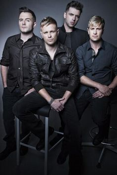 Westlife, here you go jess and nikki