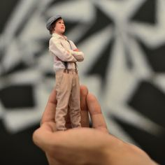 TWINKIND This shop in Japan 3D scans you and then prints a figurine based off the scan. Which is super cool, only you have to physically visit the shop.  Oh and it's super expensive. But if you're the type of person who wants a 3D figurine of yourself, should price matter?