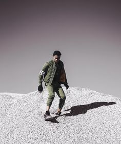 Another Amazing Shot From My Trips To Mars  Shot by @kannjikilledswag  Outfit @ceaseanddesist.us of course