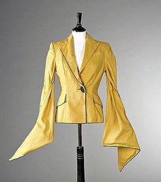 Jacket - John Galliano, 1980s