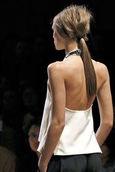 bare shoulders