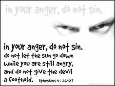 Ephesians 4 26