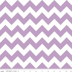 Riley Blake Lavendar Chevron coming soon