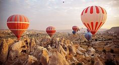 3-Day Cappadocia & Pamukkale Tour From Istanbul, Turkey Tours