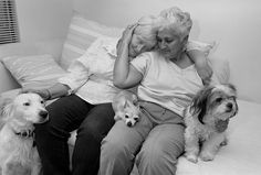 """Sage Sohier's series """"At Home With Themselves: Same-Sex Couples in 1980s America,"""""""