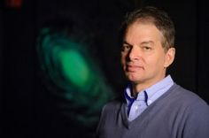 Dr. Chris Adami is a professor of physics & astronomy and microbiology and molecular genetics at Michigan State University. His research is working to improve upon Dr. Stephen Hawking's landmark theories about the universe.