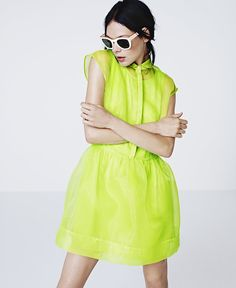 H&M Spring 2012...where oh where is this awesome dress?!