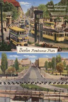 Berlin Architecture Images- Potsdamer Platz