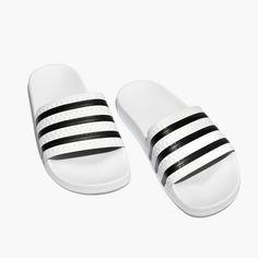 size 40 cd0ba cc834 Adidas® Unisex Adilette® Slides   shopmadewell sandals   Madewell  Comfortable Sandals, Strappy Sandals
