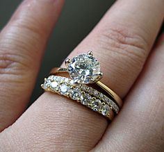 my anniversary band! : Show Me the Bling! (Rings,Earrings,Jewelry) • Diamond Jewelry Forum - Compare Diamond Prices, Discussions & Diamond Information