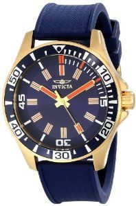 Invicta Men's 16746 SPECIALTY Analog Display Japanese Quartz Blue Watch