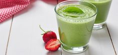 With Halloween just around the corner, get festive with your health by blending up this raw vegan green monster smoothie.