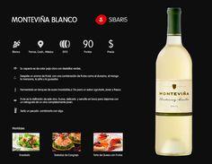 ¡Ésta es la recomendación del día para degustar, Vino Blanco Monteviña! #SoySibarita #TipSibarita #Sibaritalifestyle
