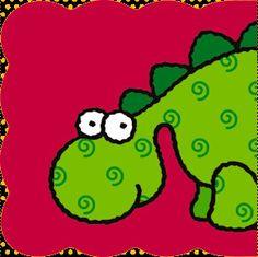 Imagenes de dinosaurios para imprimir