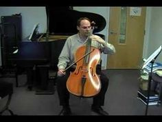 Cello Lessons, lots of great info