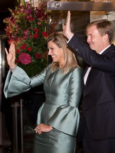 Best dressed Royal: Königin Maxima, die Modemutige