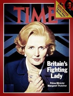 Thatcher: To me, consensus seems to be the process of abandoning all beliefs, principles, values and policies. So it is something in which no one believes and to which no one objects.