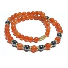 Create your own online store and sell multi-channel with Highwire. Hematite Necklace, Marigold, Carnelian, Make It Simple, Create Your Own, Beaded Bracelets, India, Jewelry, Goa India