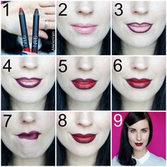 VIDEO: How To Get Ombré Lips - xoVain
