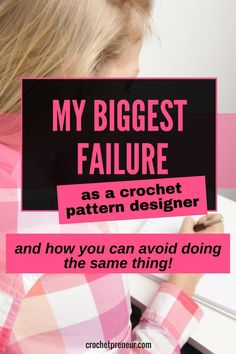Why You Need a Crochet Pattern Tech Editor (before you make the same mistake I did): Meet Emily Reiter from Fiat Fiber Arts