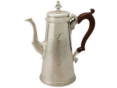 'Georgian Coffee Pot by Gabriel Sleath'…