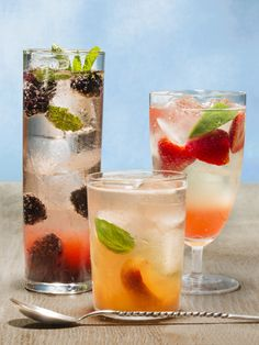 Fruity Summer Cocktail Recipes - Easy Cocktail Recipes - Redbook