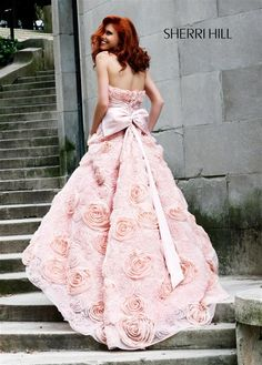 Sherri Hill 2223 Prom Dress guaranteed in stock