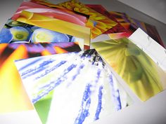 Craft: Recycle Last Year's Calendar into Beautiful Envelopes | Sewhooked