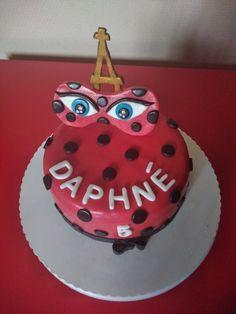 Gâteau Ladybug miraculous