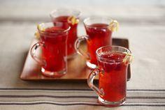Hot Spiced Raspberry Cider Recipe