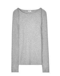 Sporty Layer Pullover - Soft Sport - Shop Woman - Filippa K