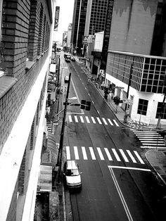 Rua Augusta, Sao Paulo, Brazil