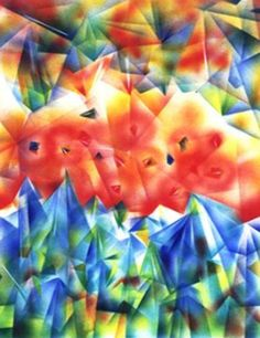 Facets 1 1990 by Jerry Garcia