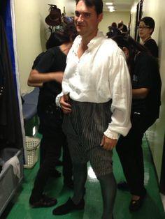 #ScalaTourJapan - 07/09/2013 - Tokyo NHK Hall - Rigoletto - Francesco Demuro http://www.teatroallascala.org/en/season/tours/2012-2013/japan/rigoletto-giuseppeverdi-2013.html