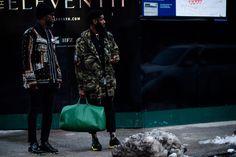 Marcus Paul + Allen Onyia | New York City via Le 21ème