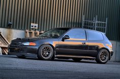 Honda Civic (EG) hatch. Had a coupe version and loved it.