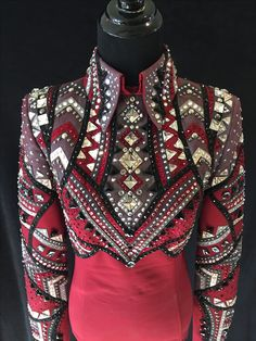 Dry Creek Designs original Horsemanship shirt. This set is For Sale! Ladies small.