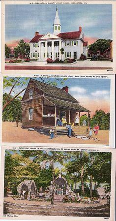 *Virginia Postcards