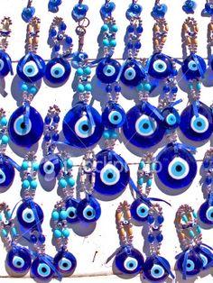 Evil Eye superstitions