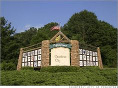 Living in Peachtree City is like living with a resort in your backyard. This is truly one of the most unique cities not in Georgia, but in the United States. http://peachtreecitygahomes.com/